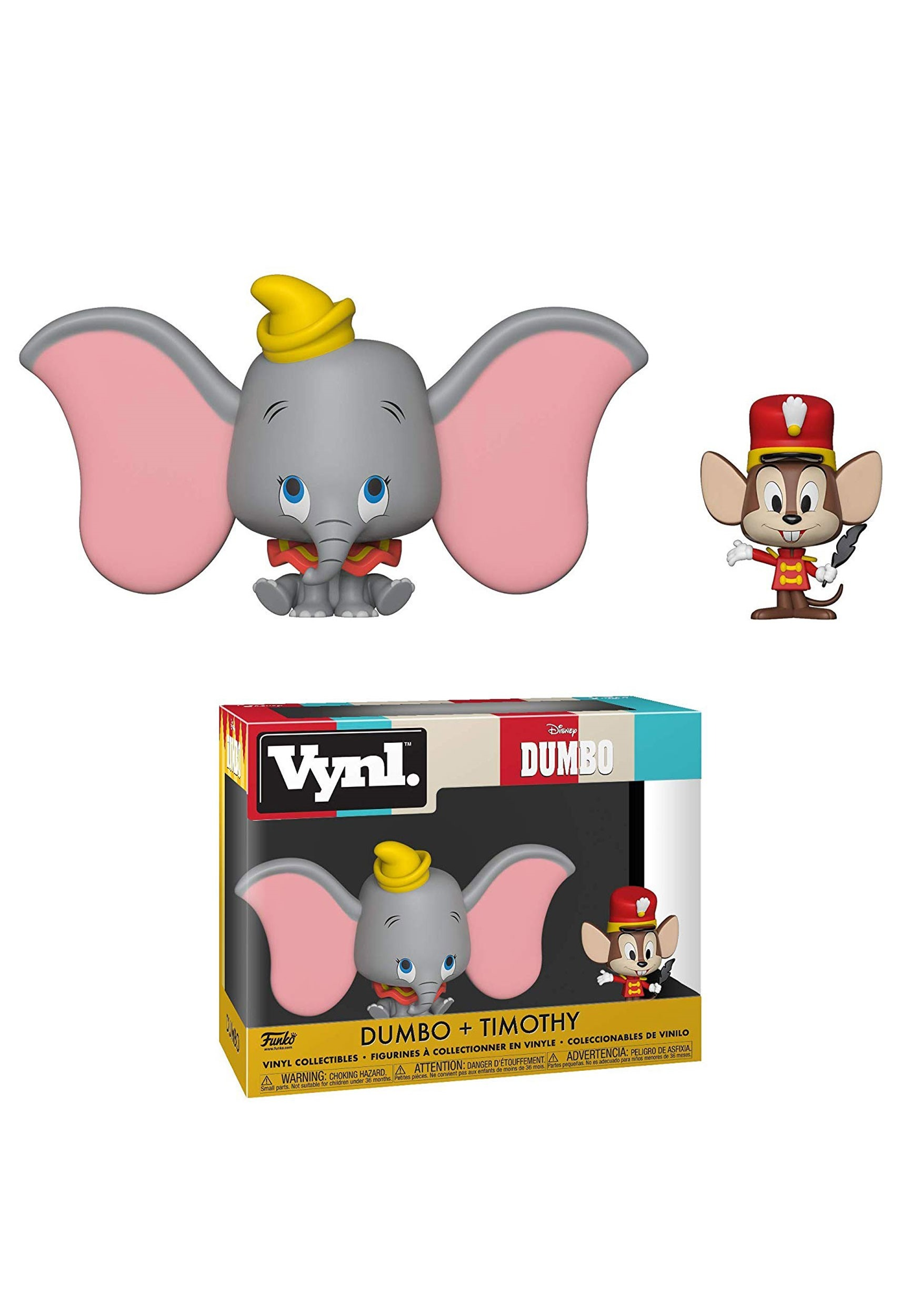 Pleasing Vynl Dumbo Dumbo Timothy Vinyl Figures Caraccident5 Cool Chair Designs And Ideas Caraccident5Info