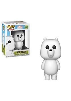 POP! Animation: We Bare Bears Ice Bear Vinyl Figure