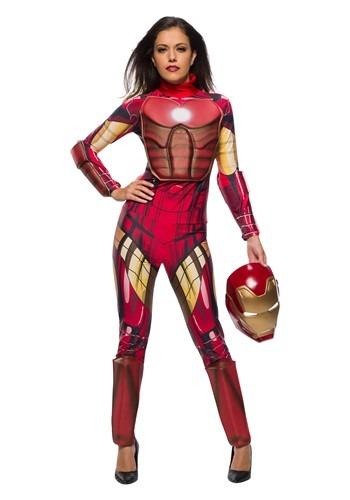Marvel Iron Man Women's Costume
