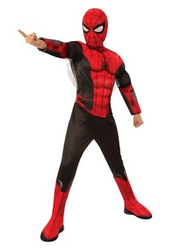 Spider-Man Far From Home Spider-Man Child Red and