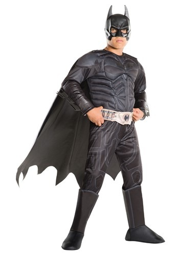 Batman Dark Knight Boys Deluxe Costume