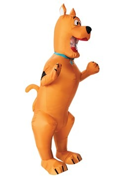 Adult Scooby-Doo Inflatable Costume