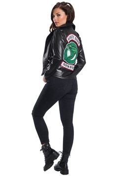 Riverdale Women's Toni Topaz Deluxe Serpent Costume Jacket2