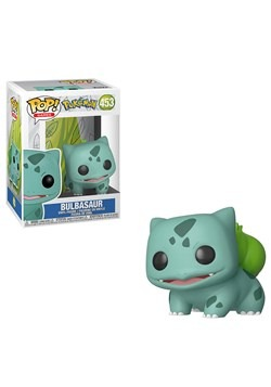 Funko Pop! Games: Pokemon- Bulbasaur