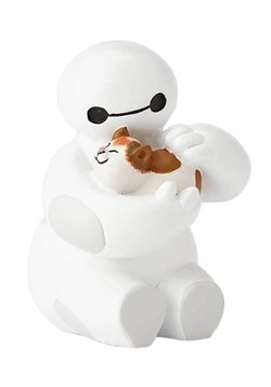 Baymax Petting Cat Figurine