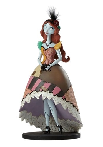 Nightmare Before Christmas Sally Halloween Ball Statue