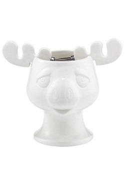 Christmas Vacation Moose Mug Bowl and Spreaders