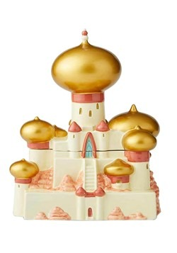 Disney Aladdin Sultan's Palace Cookie Jar