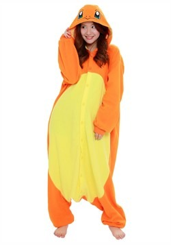 Pokemon Charmander Adult Kigurumi