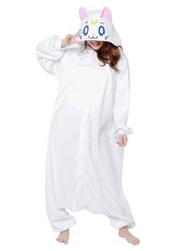 Sailor Moon Adult Artemis Kigurumi1