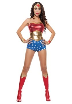 Power Lady Women's Costume