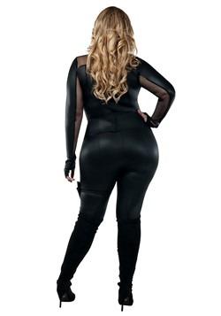Secret Agent Plus Size Costume for Women alt 1