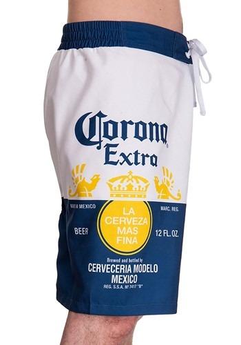 Men's Corona Board Swim Shorts