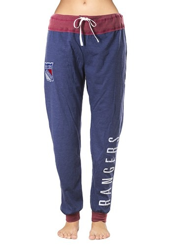 NHL New York Rangers Womens Lounge Pants