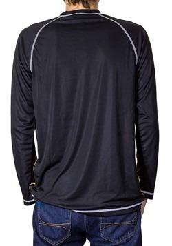 NHL Boston Bruins Men's Long Sleeve Rash Guard T-Shirt2