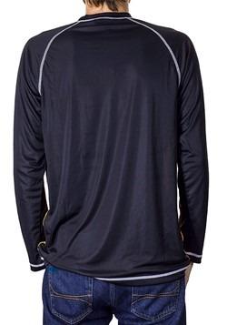 NHL Pittsburgh Penguins Men's Long Sleeve Rash Guard T-Shirt