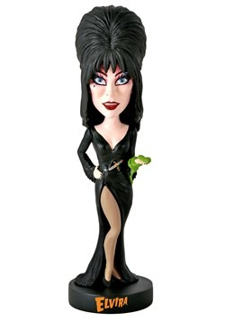 Elvira Bobble-Head