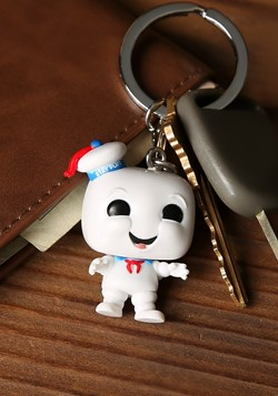 Pop! Keychains: Ghostbusters- Stay Puft