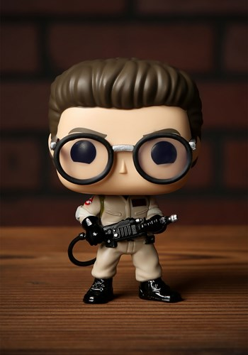 Ghostbusters Dr Egon Spengler Pop Movies