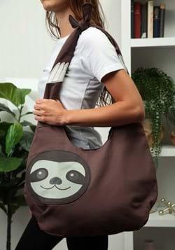 Hanging Sloth Crossbody Bag-1