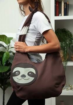 Hanging Sloth Crossbody Bag