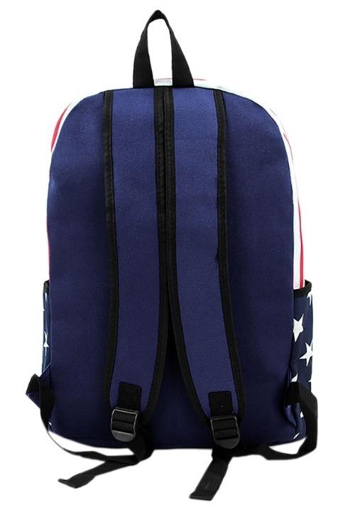 American Flag Mini Backpack Alt 3