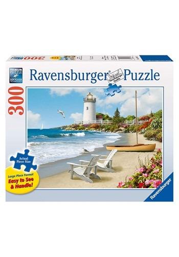 Sunlit Shores 300 pc Ravensburger Jigsaw Puzzle