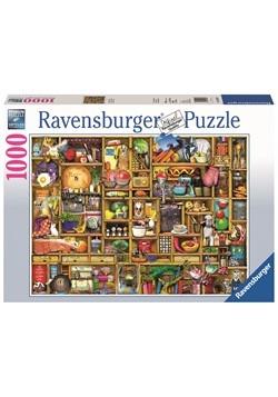 Kitchen Cupboard 1000 Piece Ravensburger Puzzle