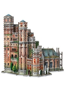 Game of Thrones The Red Keep 3D Puzzle Alt 2