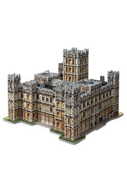 Downton Abbey 3D Puzzle Alt 1