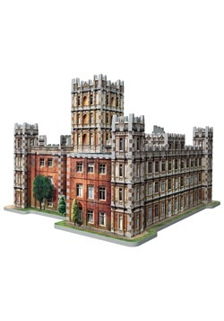 Downton Abbey 3D Puzzle Alt 2