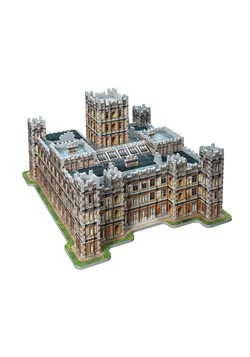Downton Abbey 3D Puzzle Alt 3