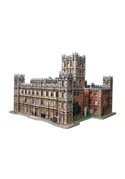 Downton Abbey 3D Puzzle Alt 4