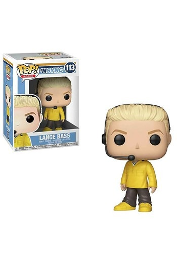 Pop! Rocks: NSYNC- Lance Bass
