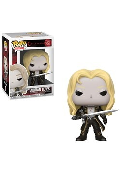 Pop! Animation: Castlevania- Adrian Tepes