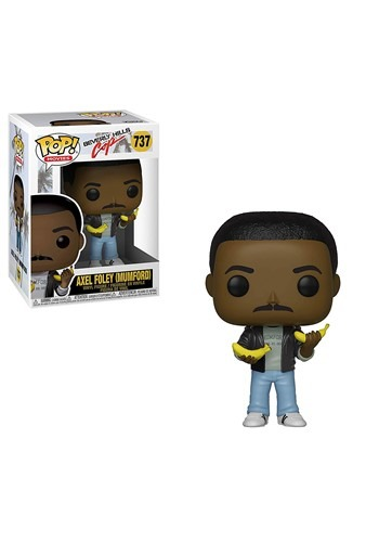 Pop! Movie: Beverly Hills Cop- Axel (mumford)