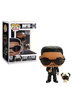 Pop! Movies: Men in Black- Agent J & Frank
