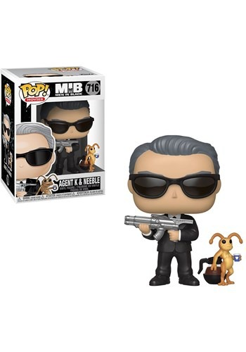 Pop! Movies: Men in Black- Agent K & Neeble