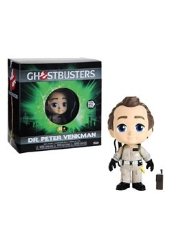 Ghostbusters- Dr. Peter Venkman 5 Star