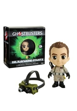 Ghostbusters- Dr. Raymond Stantz 5 Star