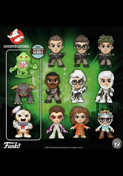 Mystery Mini Ghostbusters Funko Specialty Series