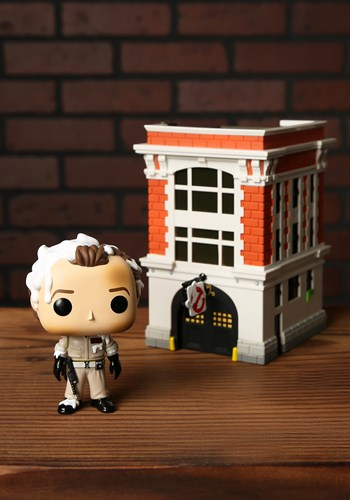 Pop! Town: Ghostbusters- Peter w/ House