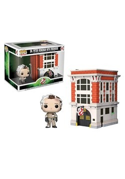 Ghostbusters Peter w House Pop Town
