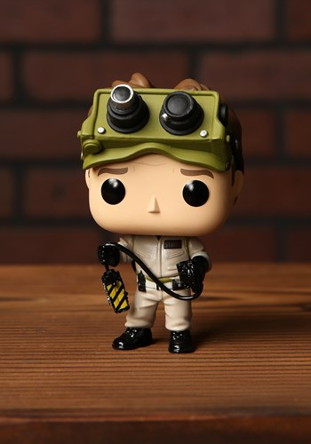 Pop! Movies: Ghostbusters- Dr. Raymond Stantz