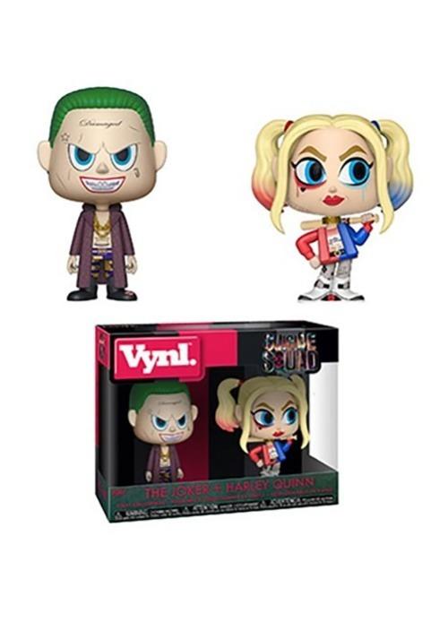 VYNL: Suicide Squad- Harley Quinn & Joker