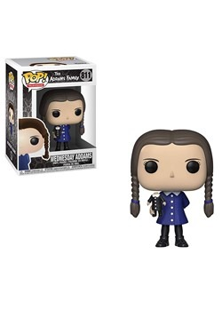Pop! TV: Addams Family- Wednesday