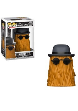 Pop! TV: Addams Family- Cousin Itt