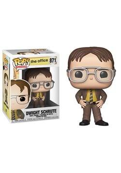 Pop TV The Office Dwight Schrute Figure-1