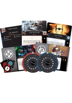 X-Wing Core Set Second Edition Board Game