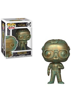 Pop! Stan Lee (Patina)